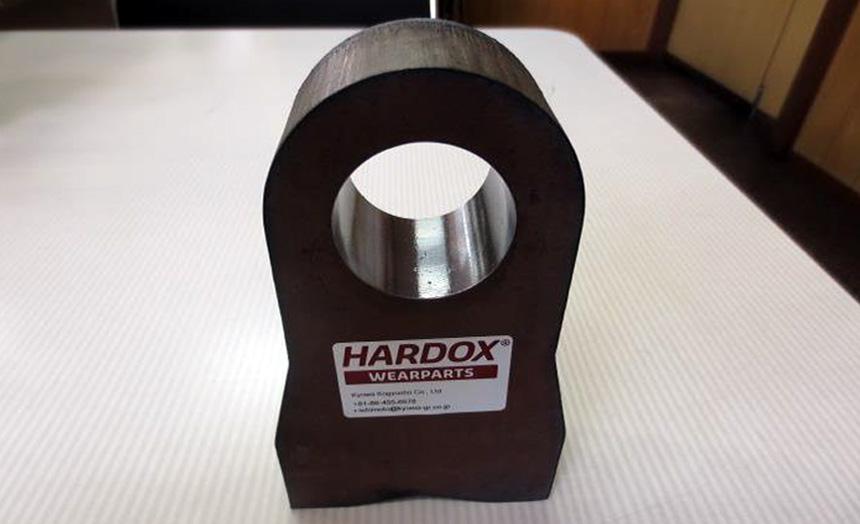 HARDOX550 ハンマー