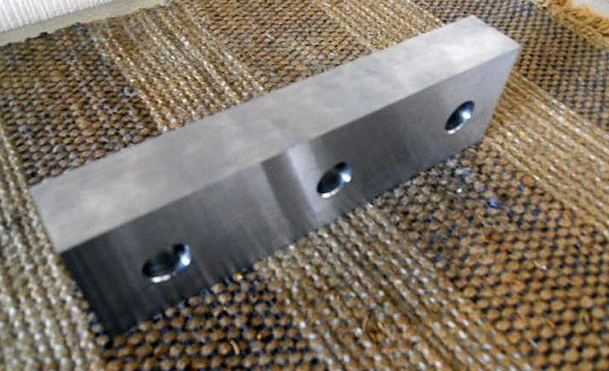 HARDOX500 チッパナイフ