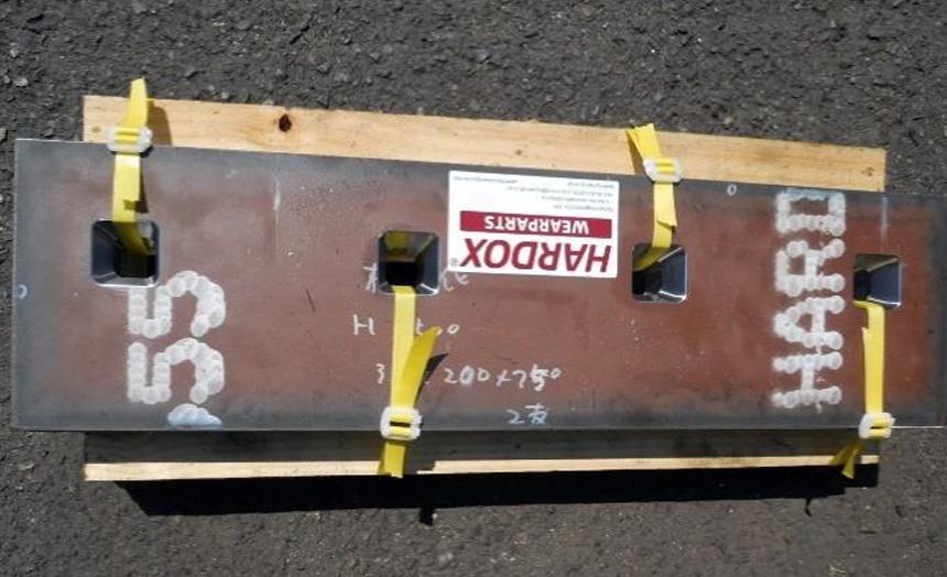 HARDOX500 ライナー