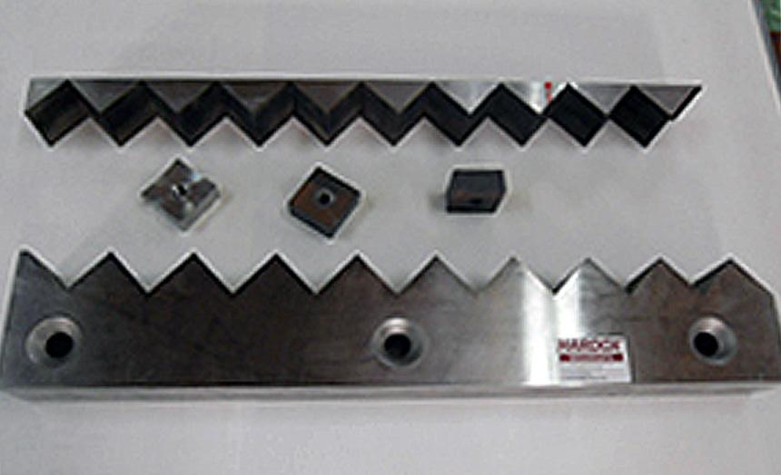 HARDOX500 ワイヤーカット