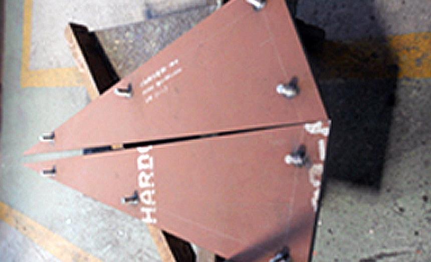HARDOX500 プレート