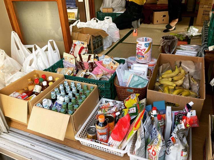 地域ボランティア団体への物品寄贈 3