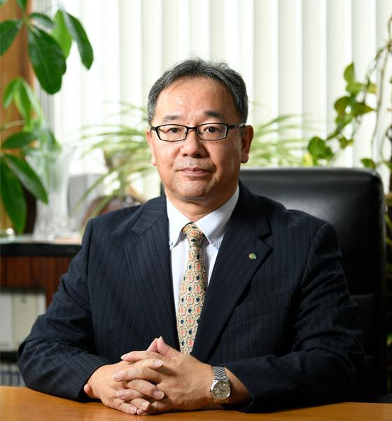 代表取締役社長 石本 隆一