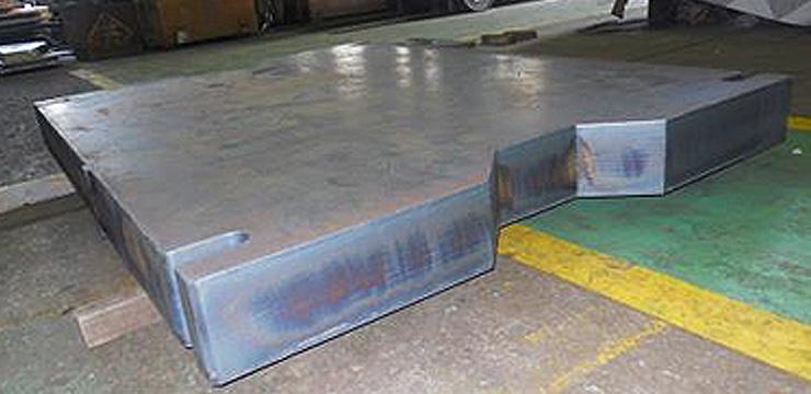 材料切断事業製品