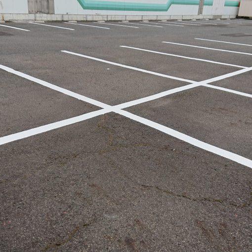 従業員駐車場整備